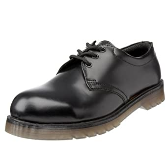 Sterling Steel Men's SS100 Safety Shoes Black ...