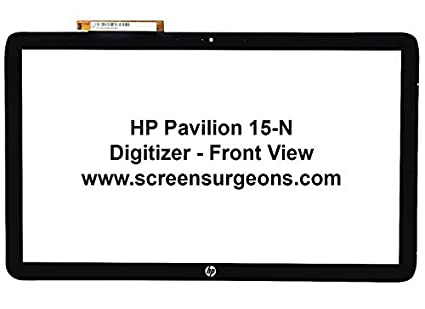 Amazon com: HP 15-N Touchscreen Digitizer Replacement: Computers