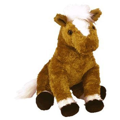 Classic Beanie Babies (TY Classic ~ Trotter the Brown Horse by Beanie Babies)