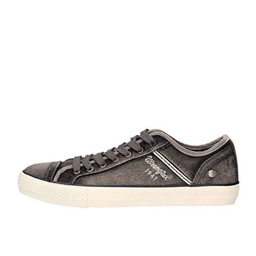 WM181031 Uomo Sneaker Grey 41 Wrangler HC87qxwHd