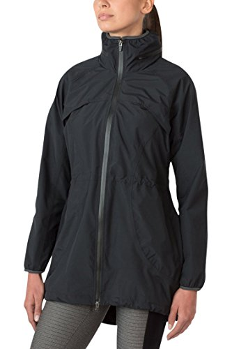 MPG Julianne Hough Women's H2O Rain Jacket XL Black
