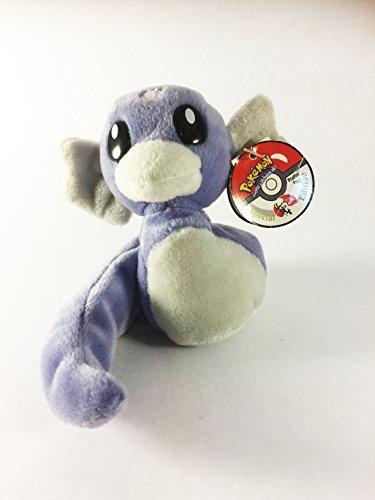 Plush Pokemon DRATINI 1998 Nintendo