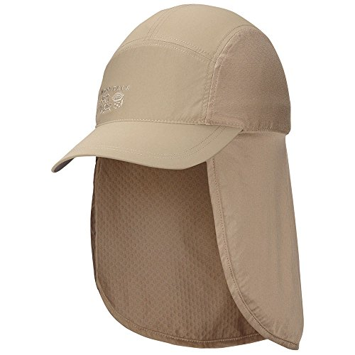 Mountain Hardwear Sun Hat (Mountain Hardwear Cooling Ravi Flap Cap Khaki)