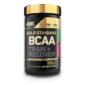 Optimum Nutrition Gold Standard BCAA, Strawberry Kiwi, 280 Gram
