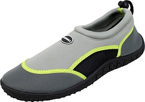 Children Pool shoes Women Water Beach Shoes Grau shoes Babies Bockstiegel Aqua Unisex Shoes Neoprene Mens AMRUM Xwq4cRUR