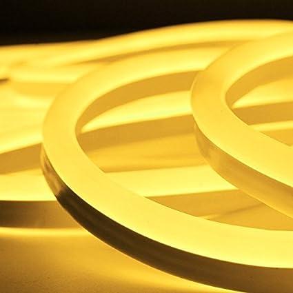 los angeles fcd2e 490af Led Rope Light - Led Strip Light - 30M 2835 LED Neon Rope ...