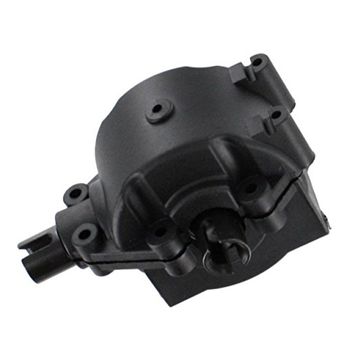Redcat Racing BS803-025A Front/Rear Complete Differential and Bulk Head 1 Unit Hardened