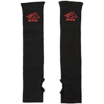 BSX Gear Revco Industries BX-KK-18T Double Layer, Cut Resistant Kevlar Sleeves, 18'' L, Black