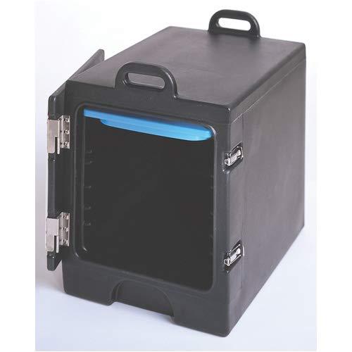 Cambro Metal-Hinge Food Pan Carrier, Red