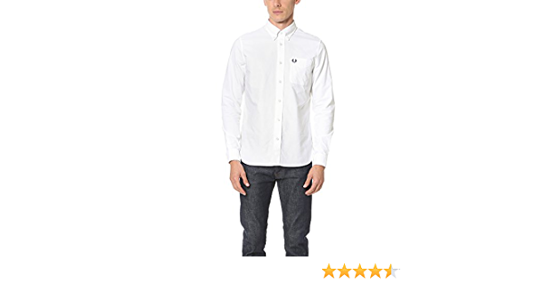 Fred Perry Fp Classic Oxford Shirt Camisa para Hombre