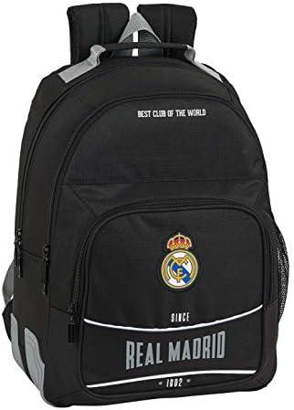 Mochila Safta 612024773 Escolar de Real Madrid, 320x150x420 mm: Amazon.es: Equipaje