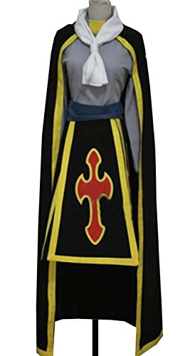 Dreamcosplay Anime Fairy Tail Rogue Cheney Battle Suit Cosplay Costume by Dreamcosplay