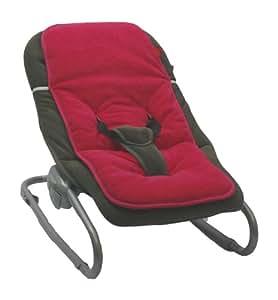 Easy 5851023 - Almohadilla para silla mecedora, color rosa