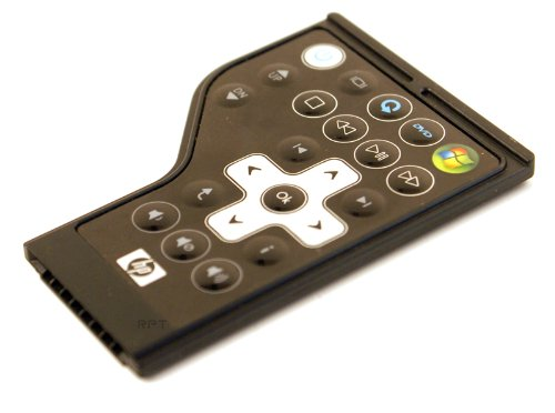HP Mobile Remote Control II Plus (Black) for Pavilion DV Series Notebook PCs - Refurbished - HSTNN-PR07