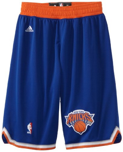NBA New York Knicks Swingman Uniform Short, Large Adidas Nba Basketball Shorts