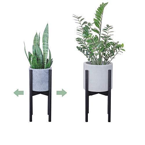 - Plant Stands Indoor | Mid Century Modern | Adjustable Width 9