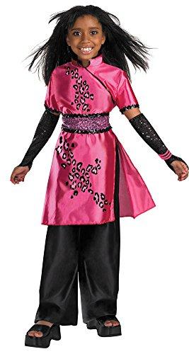 Girls - Disney Cheetah Girl Galleria Deluxe Costume 4-6X Halloween Costume for $<!--$9.91-->