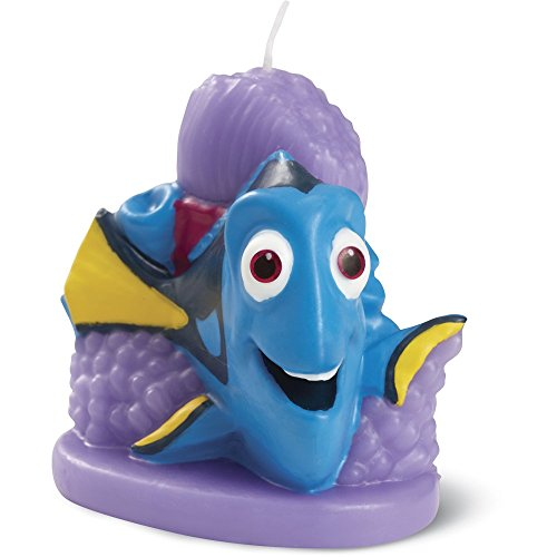 Wilton Finding Dory Candle, Multicolor ()