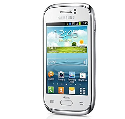 Samsung Galaxy Young GT-S6312 (White): Amazon.in: Electronics