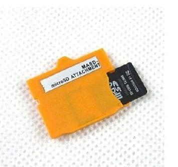 Tarjeta de memoria Micro SD para XD Picture adaptador ...