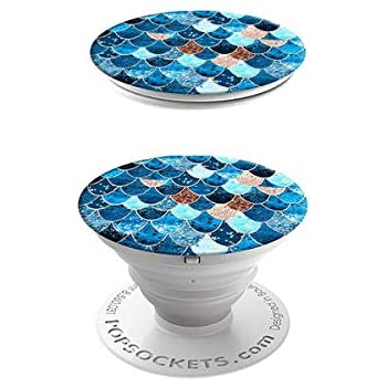 904dd4008d9b PopSockets  Collapsible Grip   Stand for Phones and Tablets - Really Mermaid