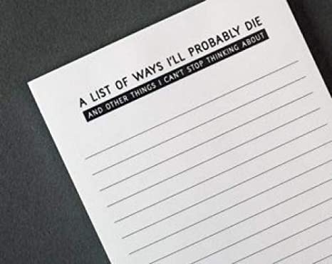 Sapling Press Paper Magnetic List Notepads Browser History