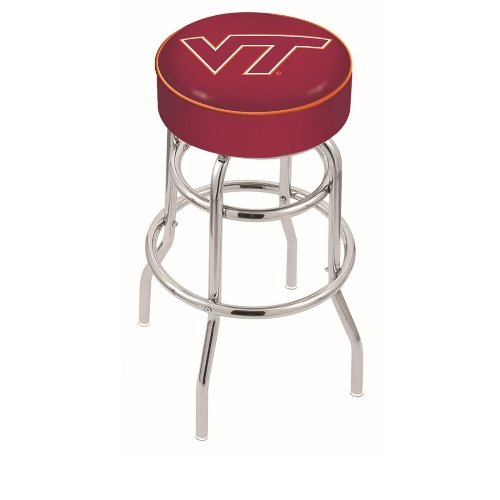 "NCAA Virginia Tech Hokies 30"" Bar Stool"