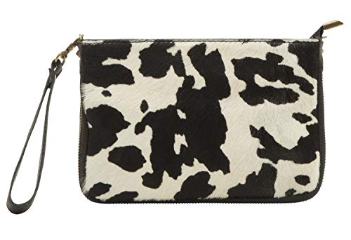 Montte Di Jinne| 100% Genuine Italian Leather Cowhide Leather | Small | Clutch | wristlet | Shoulder | Cross Body | Handbag Cow