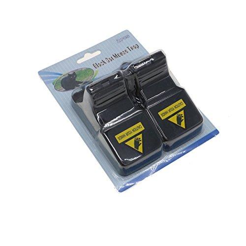 2pcs Set Plastic Mouse Trap Mousetrap Bite Formula Pest Control Home Garden Whole Bulk Accessories Supplies Strong Catch   1