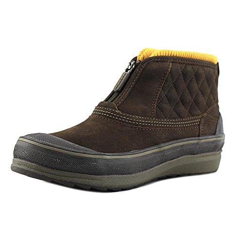 Clarks Women's Muckers Swale Brown Nubuck Boot 7 D - Wide