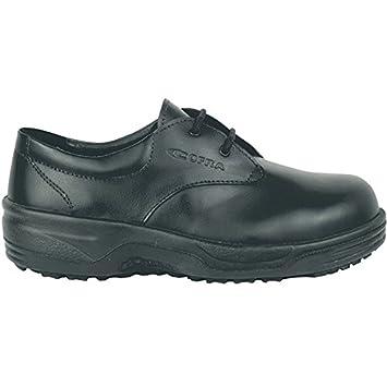 Chantiers et Industrie Cofra 34990-006.W40 Chaussures de sécuritéTracy S2 SRC Taille 40 Noir Chaussures et Sacs