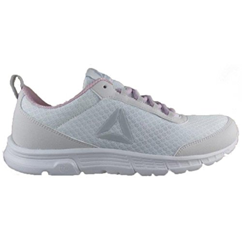 Reebok speedlux 3.0–Chaussures de sport, femme, blanc–(Porcelain/White/Cloud Grey/Moonglow)