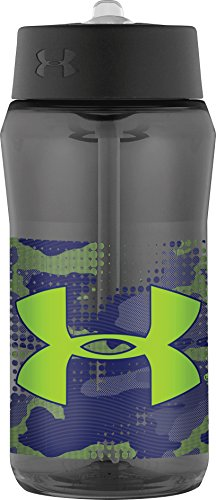 Under Armour Unrivaled 18 Ounce Straw Bottle, - Under Draft Armour