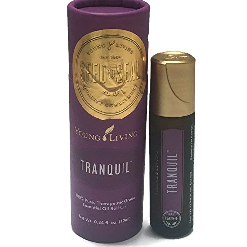 (Tranquil Essential Oil Roll On 10 ml by Young Living Essential Oil)