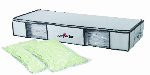 Compactor Aspili RAN6546 Compactor with 2 Special Draw Covers Polypropylene by Compactor