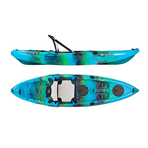 Vibe Yellowfin 100 Kayak Angler Package