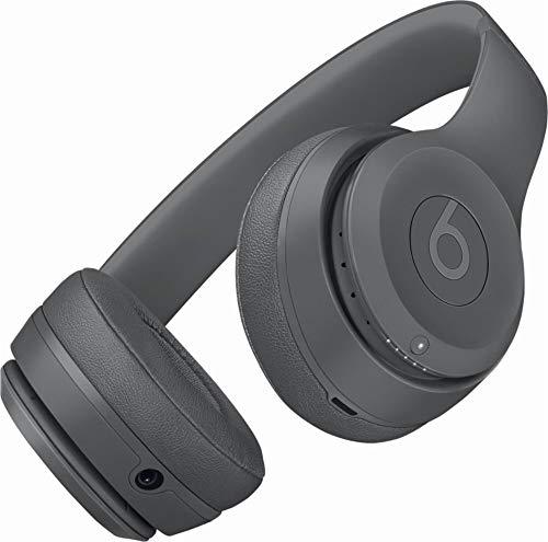 Beats Solo3 Wireless On-Ear Headphones - Neighborhood Collection - Asphalt Gray (Renewed) by Beats (Image #2)