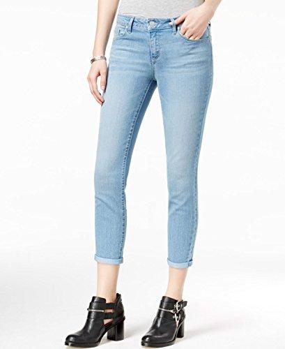Cuff Skinny Jean (Jessica Simpson Forever Roll Cuff Skinny Jeans 32)