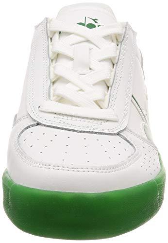 Scarpe Diadora Adulto Peas elite Unisex Cream Sportive White B Bolder t114H