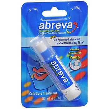 Amazon com: Prevasil Cold Sore Treatment Fever Blister