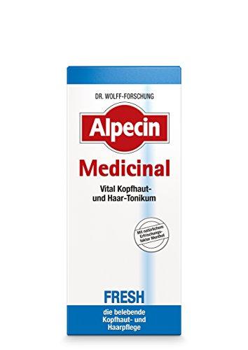 Alpecin Fresh Medicinal Intensive Scalp Hair Tonic 200ml
