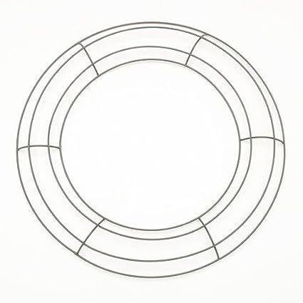 Amazon.com: Metal Wire Wreath Frame 12\