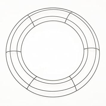 Amazon Com Metal Wire Wreath Frame 12