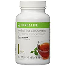 HERBALIFE HERBAL TEA CONCENTRATE - ORIGINAL FLAVOR 3.5 OZ