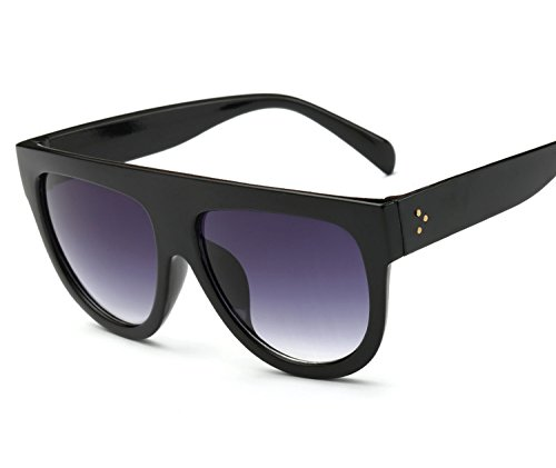 ladies big box sunglasses universal trend sunglasses UV protection ()