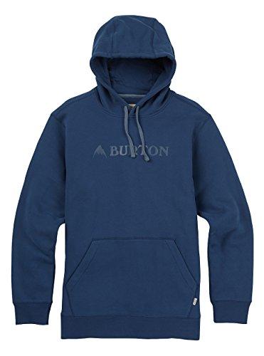 Burton Clothing (Burton Durable Goods Pullover Hoodie, Indigo, Medium)