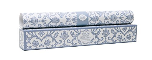 Elodie Essentials Scented Drawer Liners Royal Damask (Fresh Linen)