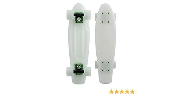 8dd16f0e Amazon.com : Penny Classics Complete Skateboard, Gamma Glow Green, 22