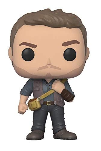 Funko POP! Movies: Jurassic World 2 - Owen]()