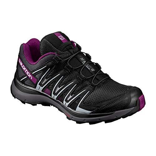 Xa black grape Calzado Para Lite Black magnet Negro Salomon Running Trail Juice magnet Mujer De grape Juice pzdwnYq